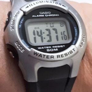 Casio Unisex Illuminator Water Resist Sport Watch